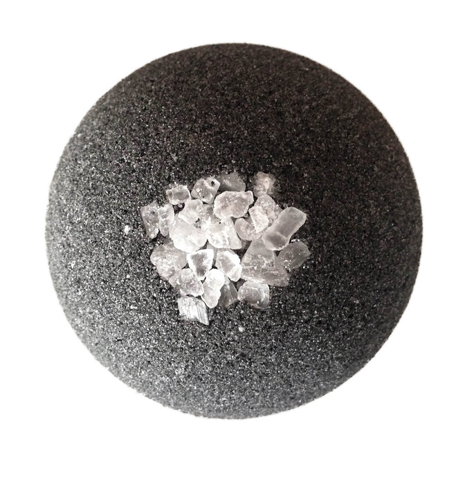 Bath Bomb Activated Charcoal