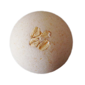 Bath Bomb Honey & Oatmeal