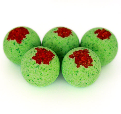 Christmas Mini Bath Bombs