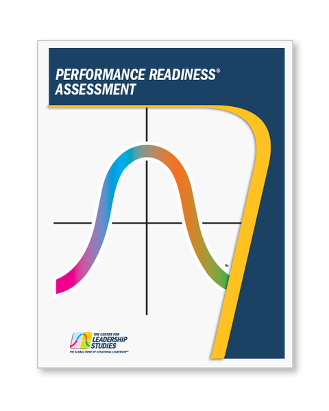 Situational Leadership<sup>®</sup>: Building Leaders Performance Readiness<sup>®</sup> Assessment Pad
