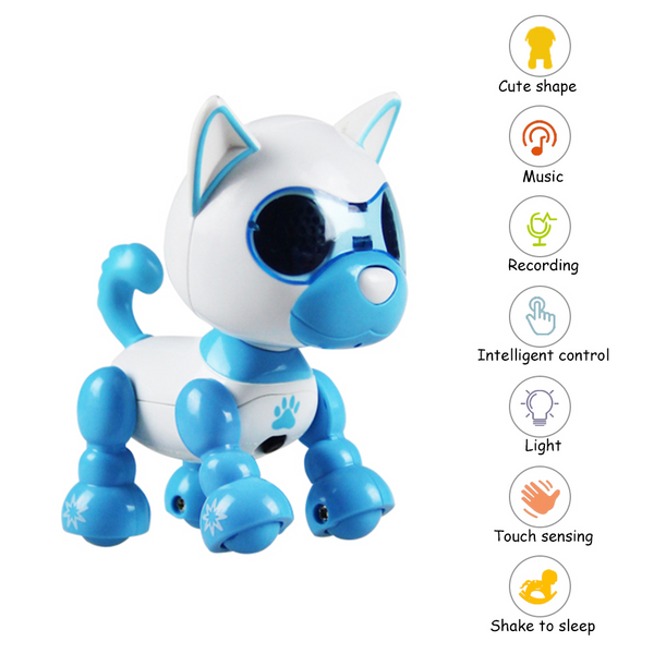 Smart Robot Dog Electronic Puppy Pets Toys