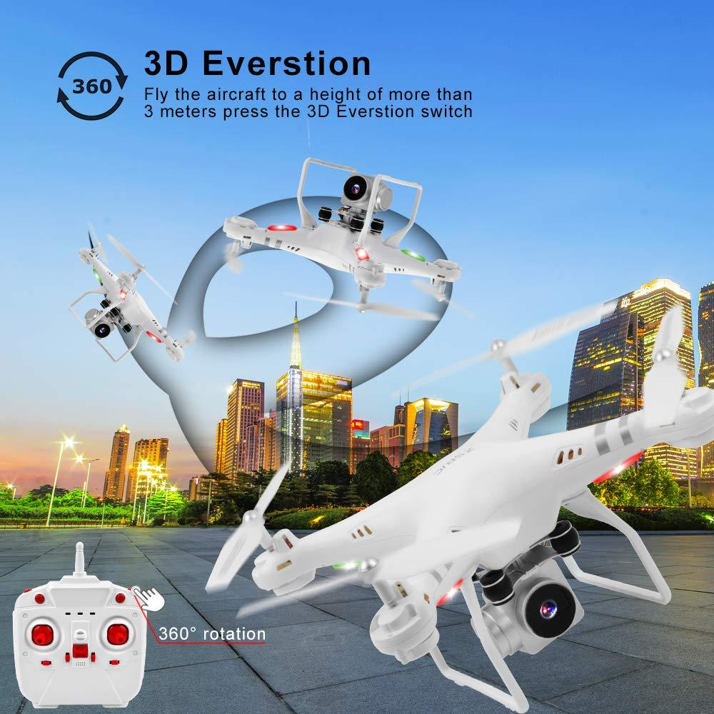 Wifi Splash Fishing Drone with 1080p Camera Live Video and GPS