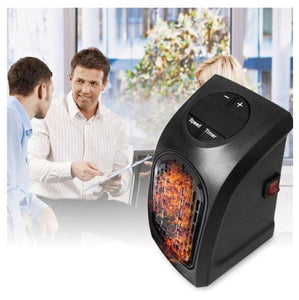 Mini Electric Space Heater 2 PCS