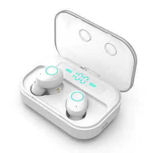 Chirstmas Sale 63%-The Strongest True Touch Control Wireless Earbuds(Buy 1 free shipping)
