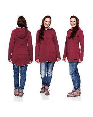Womens 3 In 1 Maternity Jacket