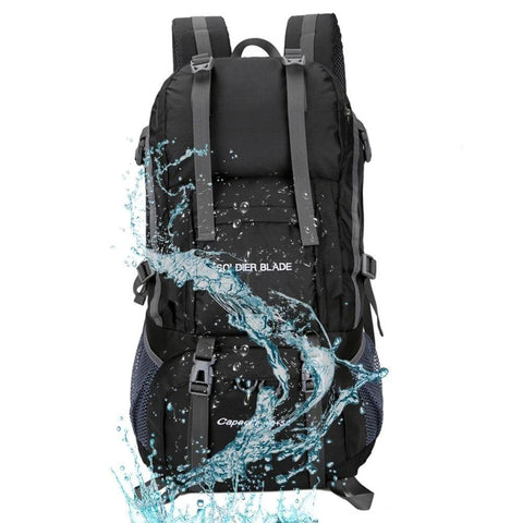 40L Hiking Camping Waterproof Backpack