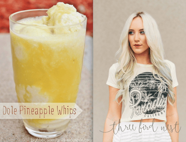 Paradise Pineapple Dole Whip Recipe