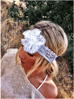 Southern Belle Lace Headbands