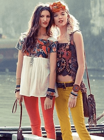 Boho Chic Clothing Sale