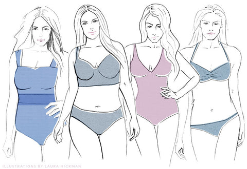 Styled for body shapes
