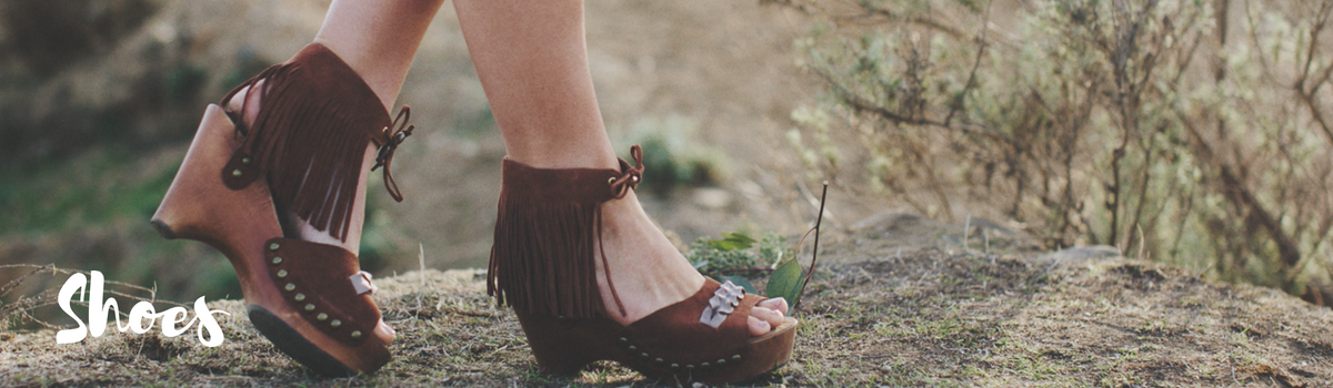 fringe clogs heels and booties boots for fall