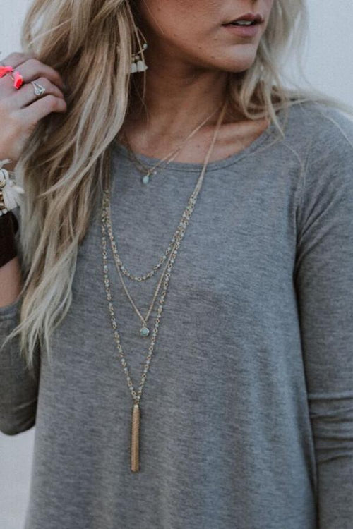 Dana Point Layered Necklace