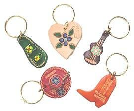 Just A Touch Keychains