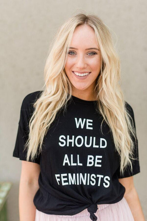 We Should All Be Feminists Graphic Tee