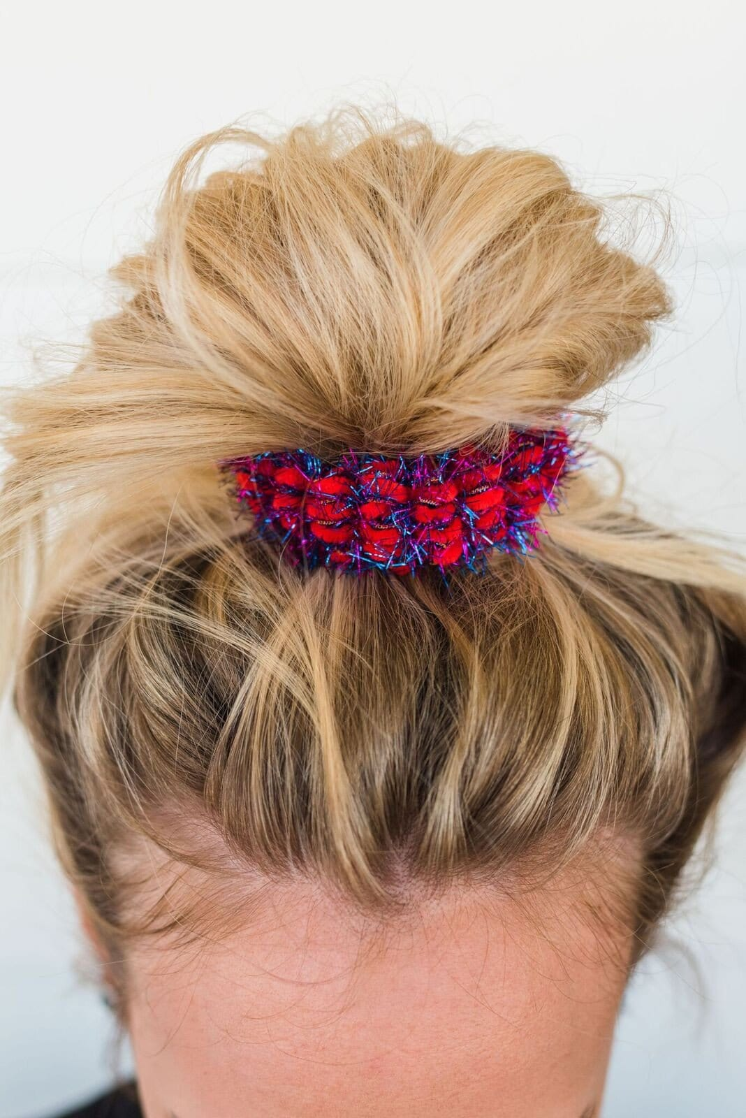 Tinsel Town Hair Scrunchies