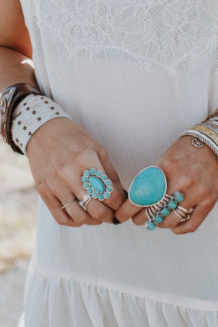 rings les d bague turquoise we ring en elsa trouvailles it pin oversized blog love