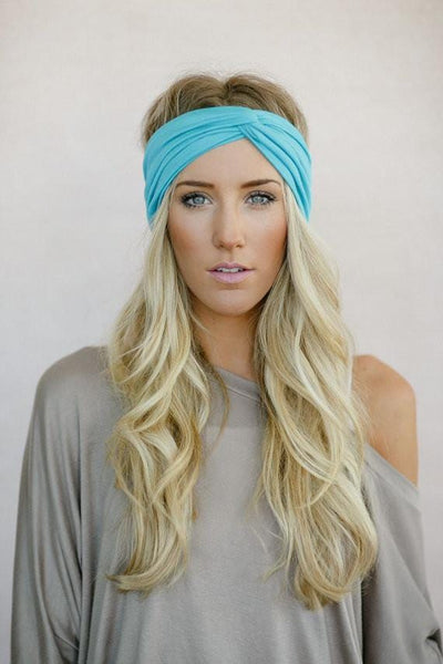 Turban Headbands {EVERY color}-headband-Affordable Online Boutique | Cute + Trendy Women's Clothes - 1