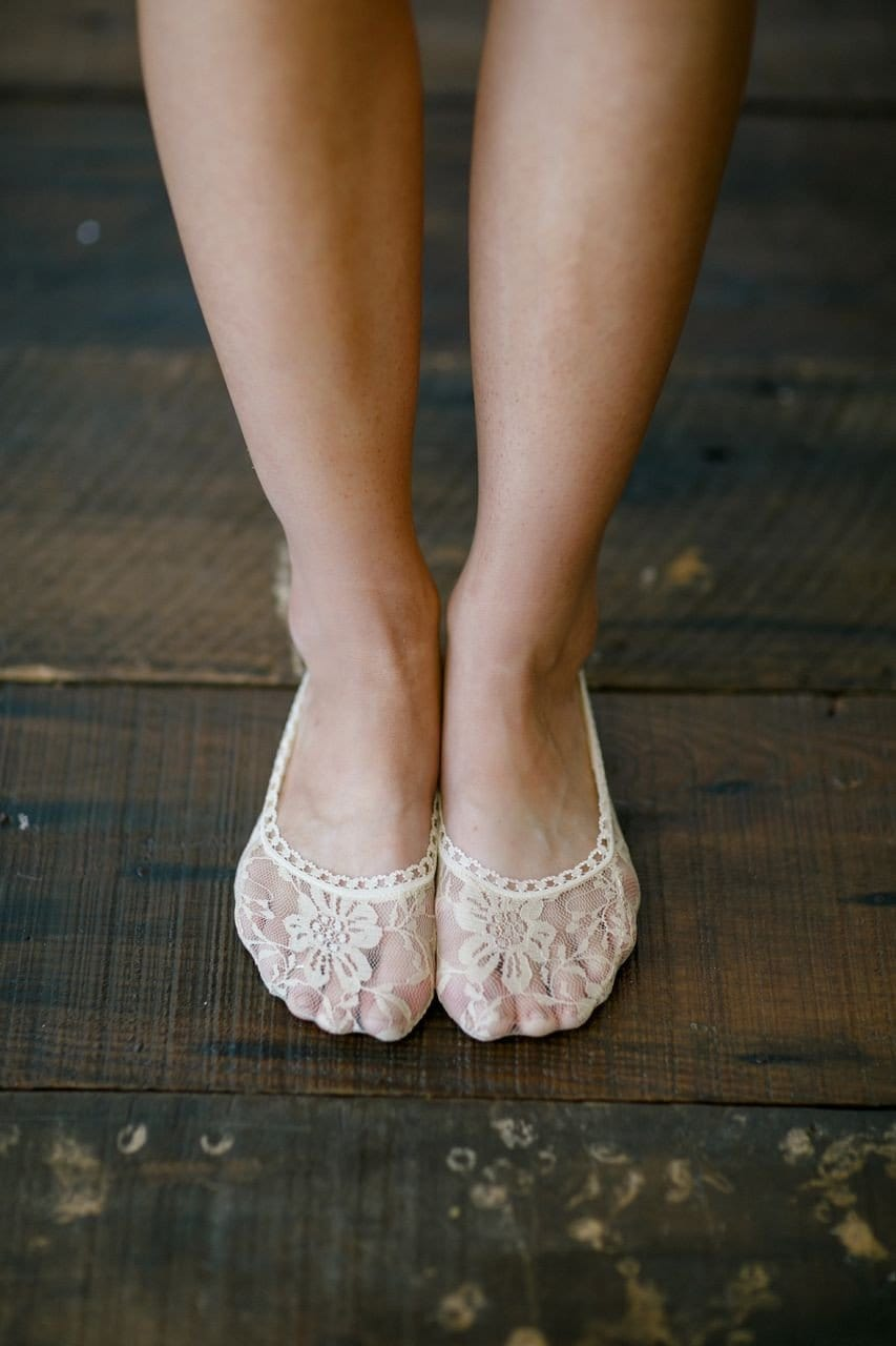 Lovely in Lace Liner-socks-Affordable Online Boutique | Cute + Trendy Women's Clothes - 1