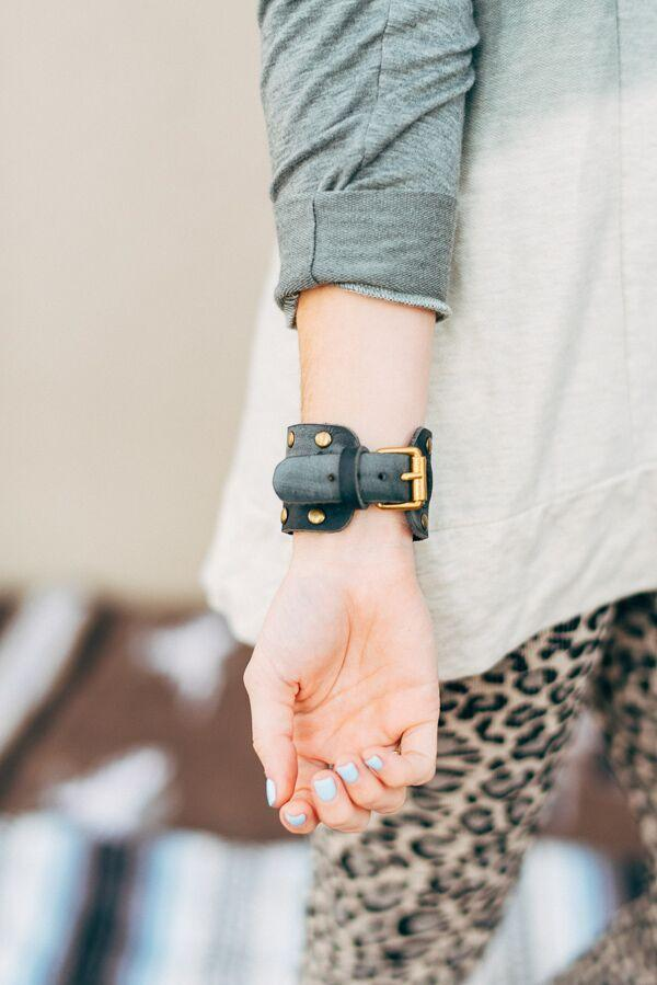 Time Will Tell Watch in Black-Watches-Affordable Online Boutique | Cute + Trendy Women's Clothes - 2
