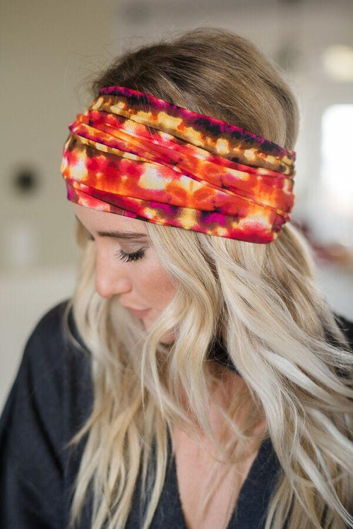 Sparrow Firebird Wide Headband