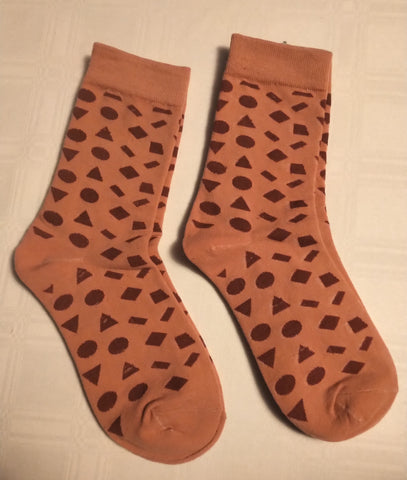 Shapes-a-Plenty Unisex Socks