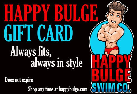 Happy Bulge Swim Co. Gift Card - Happy Bulge Swim Co.