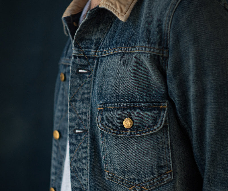 Bulleit Bourbon x Noble Denim Collaborative Jacket