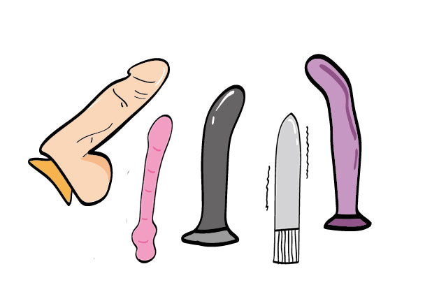 Dildos | Guide to Buy A Dildo.