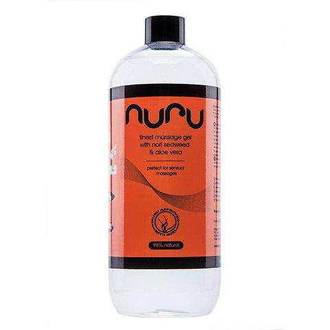Nuru - Massagel Gel with Nori Seaweed Aloe Vera 1000ml