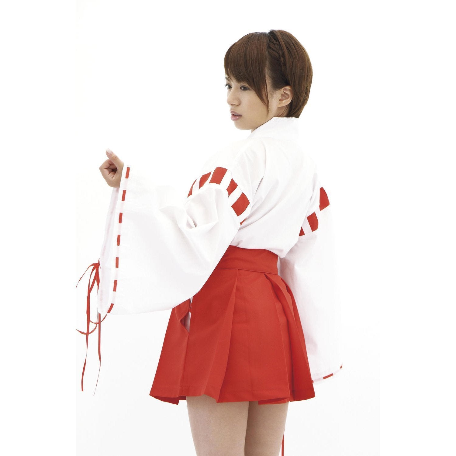 A&T - Miko-chama in the Dream Korean Costume (Multi Colour) | CherryAffairs Singapore