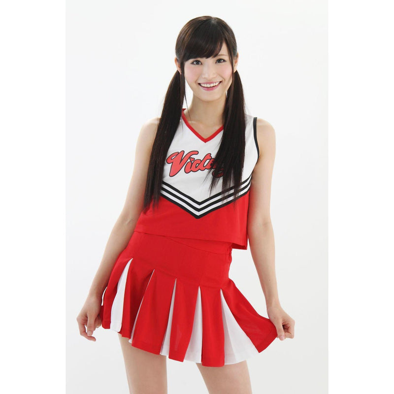 A&T - My Cheerleader Costume (Multi Colour) | CherryAffairs Singapore