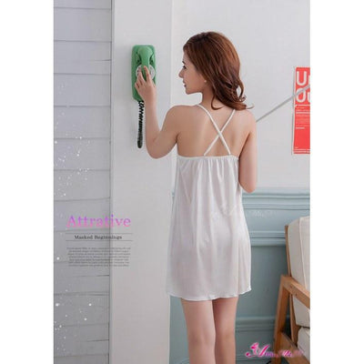 Anna Mu - Romantic Sweet NA09020220 (White) | CherryAffairs Singapore