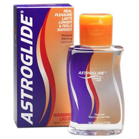 Astroglide - Warming Water Based Lubricant 2.5 oz Warming Lube - CherryAffairs Singapore