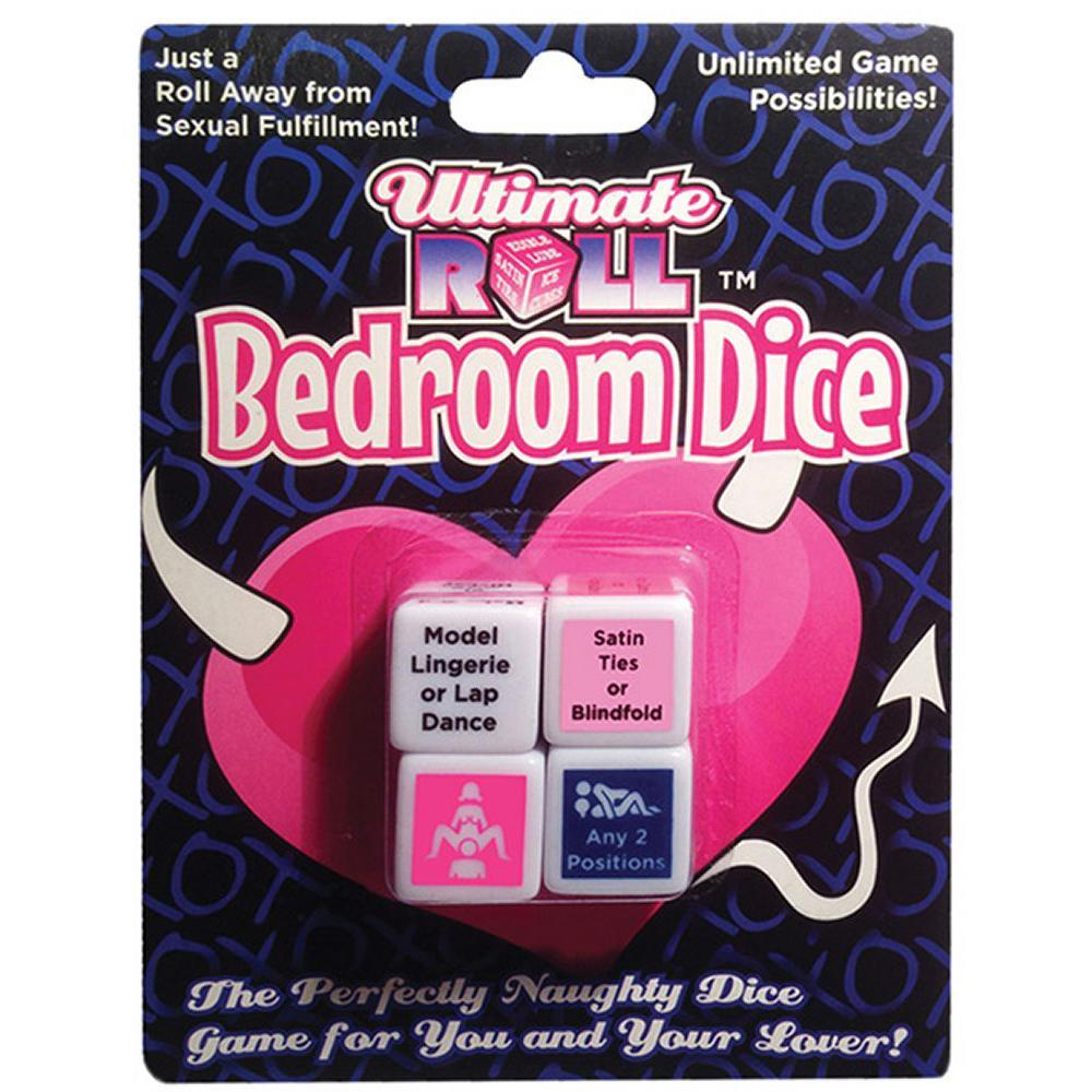 Ball & Chain - Ultimate Roll Bedroom Dice Game | CherryAffairs Singapore