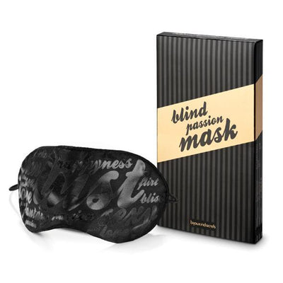 Bijoux Indiscrets - Blind Passion Mask | CherryAffairs Singapore