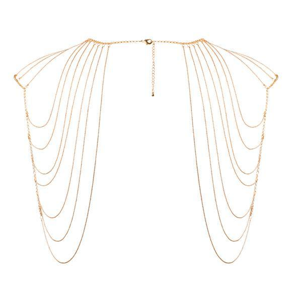 Bijoux Indiscrets - Magnifique Shoulder Jewelry (Gold) Costumes Singapore