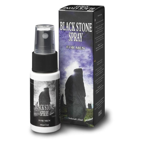 Black Stone Delay Spray | CherryAffairs Singapore