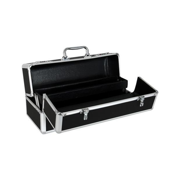 BMS - Lockable Sex Toy Storage Case Large (Black) | CherryAffairs Singapore