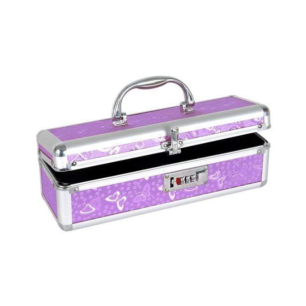 BMS - Stylish Lockable Toys Stoage Box (Purple) Storage Box 677613099150 CherryAffairs