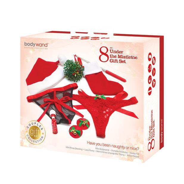 Bodywand - 8-Piece Under the Mistletoe Gift Set | CherryAffairs Singapore