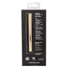California Exotics - Hidden Pleasures Discreet Pen Vibrator (Gold)