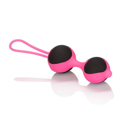 California Exotics - Pure Silicone Kegel Trainer (Black) | CherryAffairs Singapore