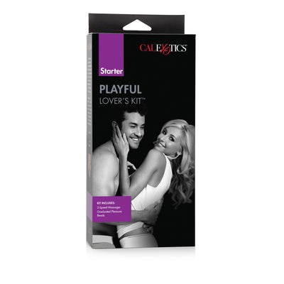 California Exotics - Starter Playful Lover's Kit (Purple) | CherryAffairs Singapore