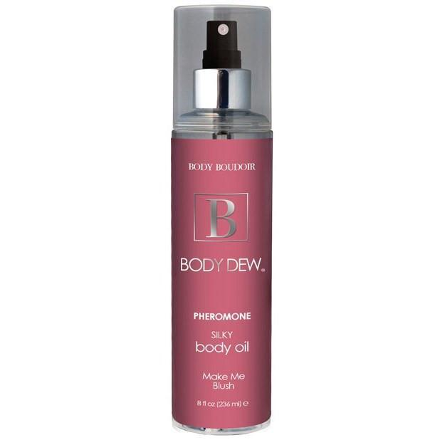 Classic Erotica - Body Boudoir Body Dew Pheromone Make Me Blush 8 Ounce (Red) Pheromones - CherryAffairs Singapore