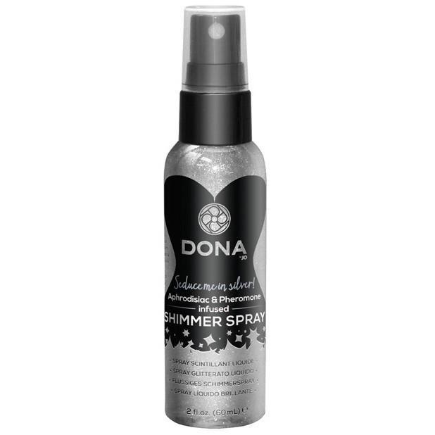 Dona - Shimmer Spray 2 oz (Grey) Pheromones - CherryAffairs Singapore