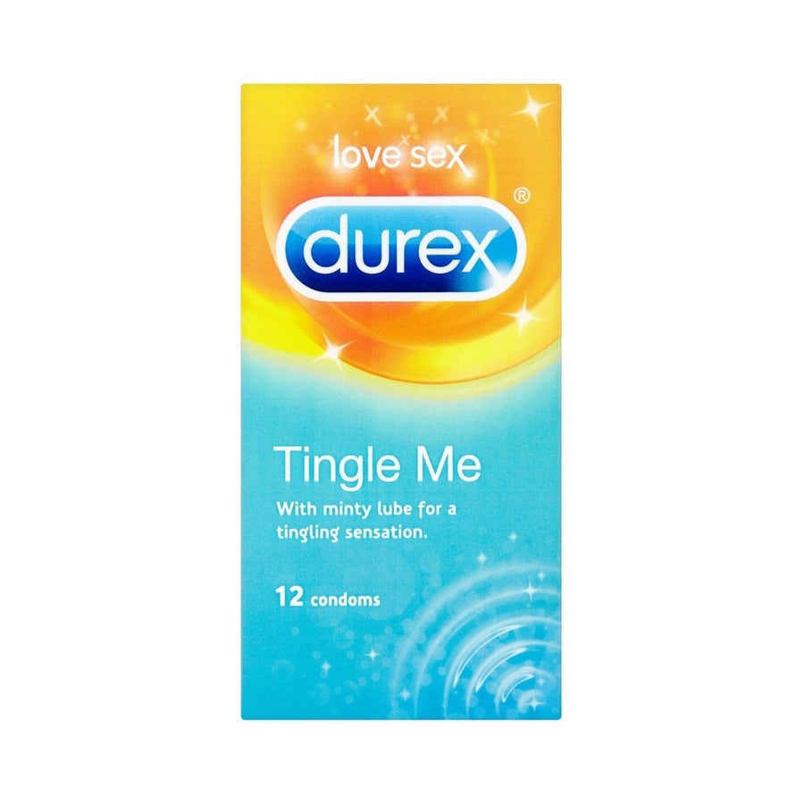 Durex - Tingle Condoms 12's Condoms Singapore