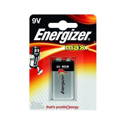 Energizer - 9V Max 522 Battery Pack of 1 Battery Singapore