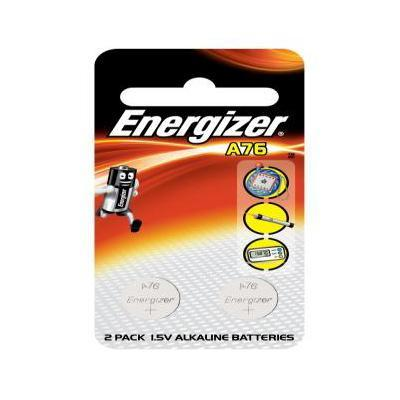 Energizer - A76 LR-44 Battery Pack of 2 LSV Battery Singapore