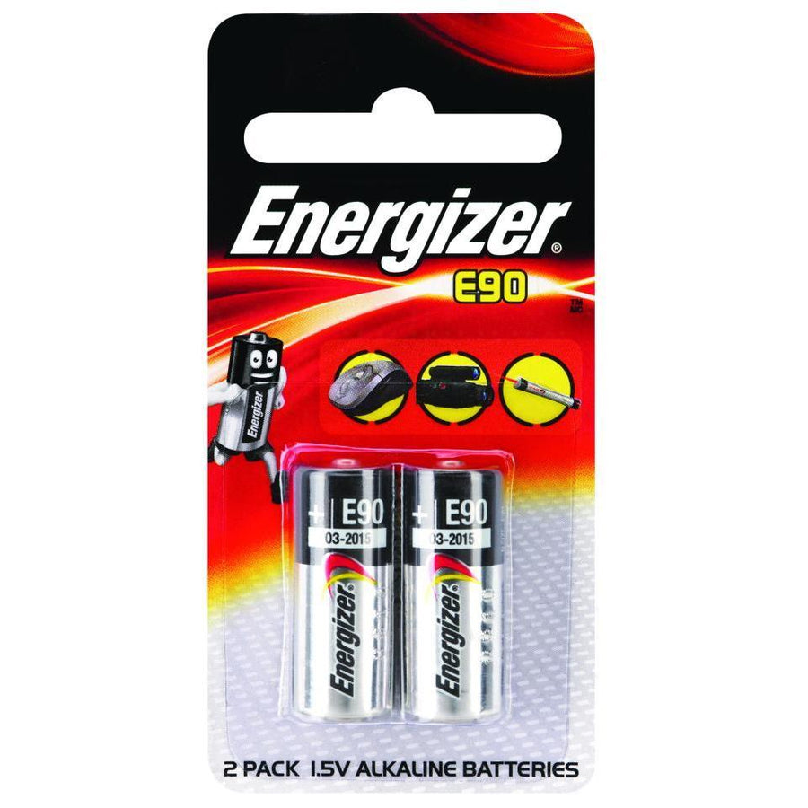 Energizer - E90 LR-N Battery Pack of 2 1.5 V Battery Singapore