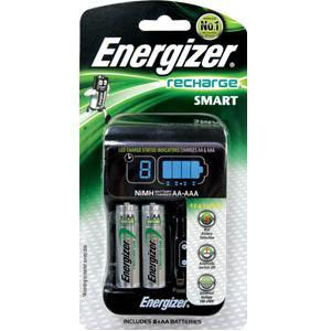 Energizer - Recharge CHP42 Smart Charger 4 AA Battery Singapore